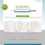 Seitwert- Bewertung von Webseiten und Blogs
